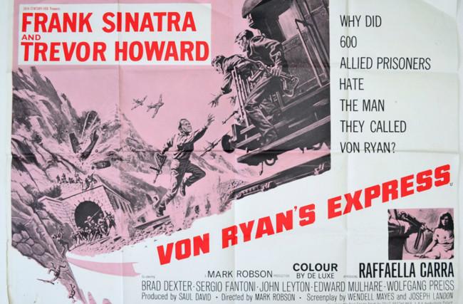 El Coronel Von Ryan Poster