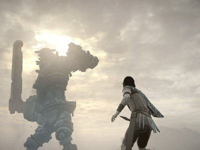 La esencia del imprescindible  Shadow of the Colossus sintetizada en su último tráiler