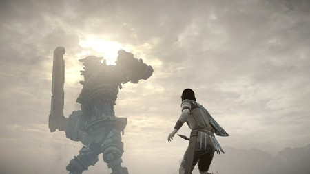 La esencia del imprescindible  Shadow of the Colossus sintetizada en su último tráiler