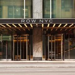 Foto 1 de 16 de la galería hotel-row-nyc en Trendencias