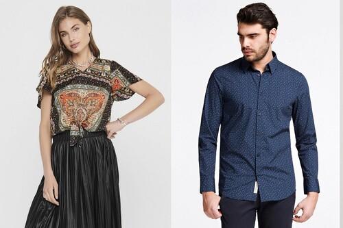 Últimos 4 días de rebajas en El Corte Inglés, con descuentos de hasta el 80% en moda con marcas como Guess, Lloyd's o Adolfo Domínguez