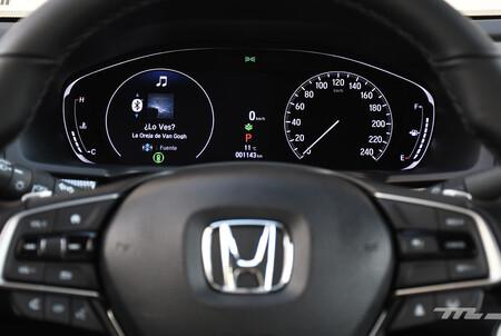 Honda Accord 2021 Opiniones Prueba Mexico 19