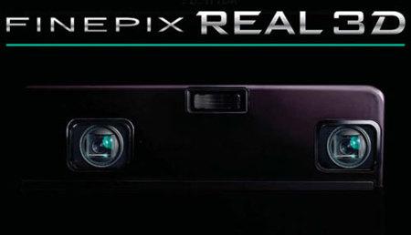 Fujifilm anuncia un sistema Real 3D y un nuevo sensor Super CCD EXR