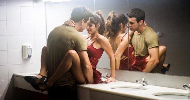 Clara Lago y Mario Casas en 'Tengo ganas de ti'