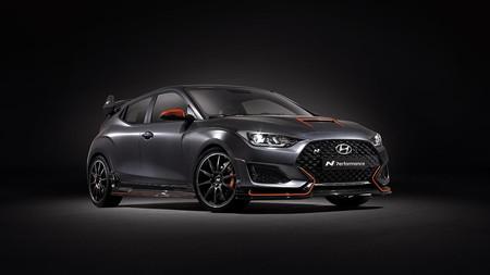 Hyundai Veloster N Performance Concept se declara listo para impactar en el SEMA Show 2019