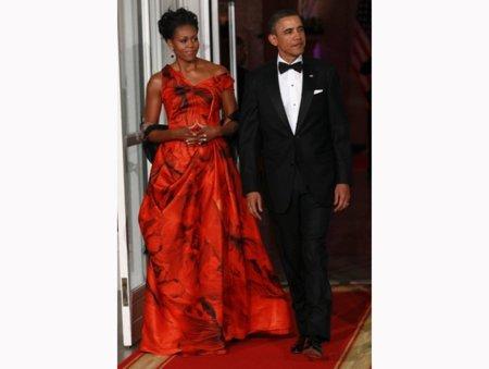 ¡Viva la Obama! ( y su McQueen)