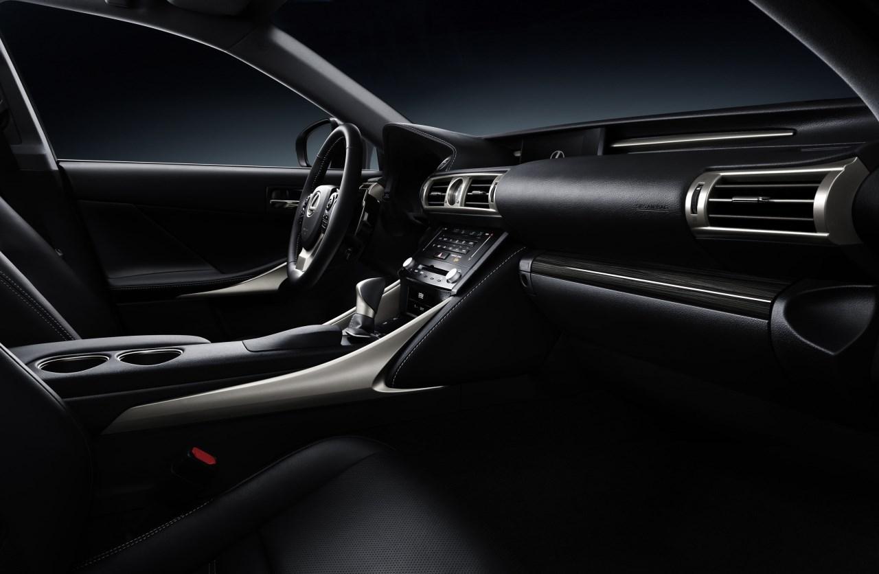 Foto de Lexus IS 300h (49/53)