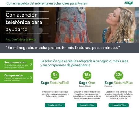 Sage Factura Fácil o cómo solucionar la gestión de facturación para empresas de servicios