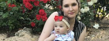 """""""Sí se puede ser madre aunque sea un embarazo de riesgo"""": hablamos con Belinda, trasplantada de riñón y mamá de Aurora de 14 meses"""