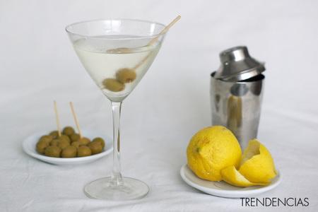 Coctel dry martini 2