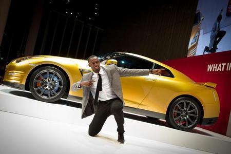 El Nissan GT-R Usain Bolt, subastado por 187.100 dólares
