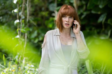 Jurassic World y Jurassic Park, tono móvil de Claire