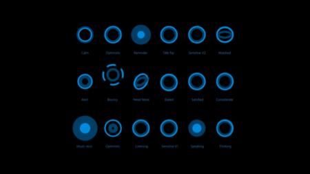 Cortana Anims