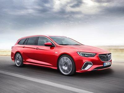 El Opel Insignia GSi Sports Tourer es la interpretación alemana de diversión en familia