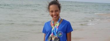 Nueva víctima de la crisis de vacunación: la atleta francesa Marine Eraville muere de sarampión