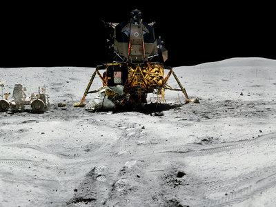 La NASA libera una increíble colección de fotos del aterrizaje del Apolo, y puedes descargarlas todas bajo licencias abiertas