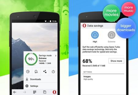 Opera Mini 11 introduce un nuevo modo de ahorro