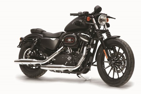 Harley Davidson Iron 883 Dark Edition
