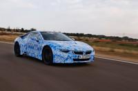 Más detalles y fotos del i8, cortesía de BMW