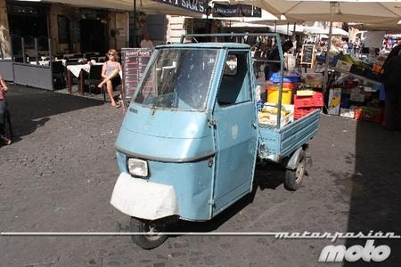 Motocarro Italiano