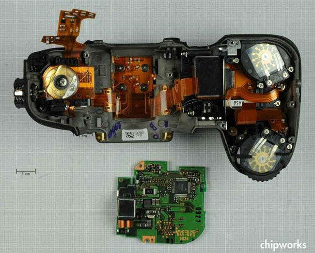 Foto de Nikon D7000 Componentes (3/5)