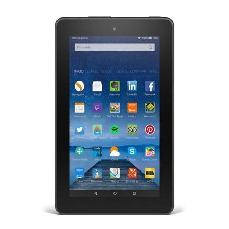 Amazon Fire, un tablet de entrada con un precio de salida muy agresivo: menos de 60 euros
