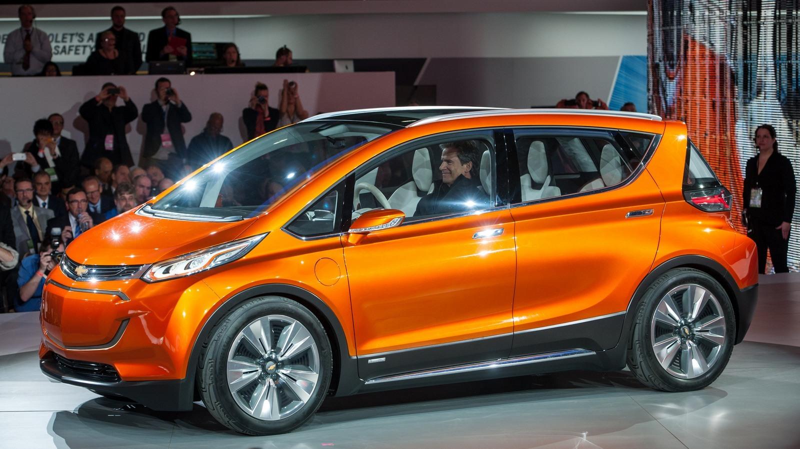 Foto de Chevrolet Bolt (6/12)