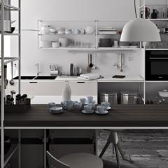 Foto 15 de 21 de la galería meccanica-un-sistema-de-almacenaje-muy-versatil-y-minimalista en Decoesfera