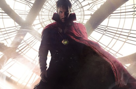 'Doctor Strange', nuevo póster para ir calentando motores de cara a la Comic-Con de San Diego