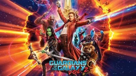 Poster Guardianesdelagalaxya2