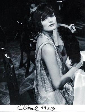 Tributo a Coco Chanel por Karl Lagerfeld