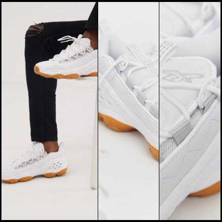 En las rebajas de ASOS tenemos estas zapatillas Reebok DMX Run 10 por 95,49 euros y envío gratis
