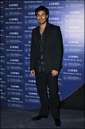 Loewe reúne a los famosos en San Sebastián