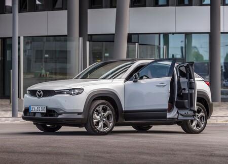 El Mazda MX-30 sí llegará a América, pero con motor rotativo como extensor de rango ¿hay futuro para México?