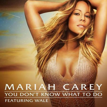 Menudo corta y pega de cabeza se han marcado con la portada del nuevo single de Mariah Carey