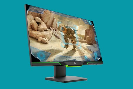 El monitor gaming HP 27xq de 144 Hz ahora sólo cuesta 249 euros en Amazon