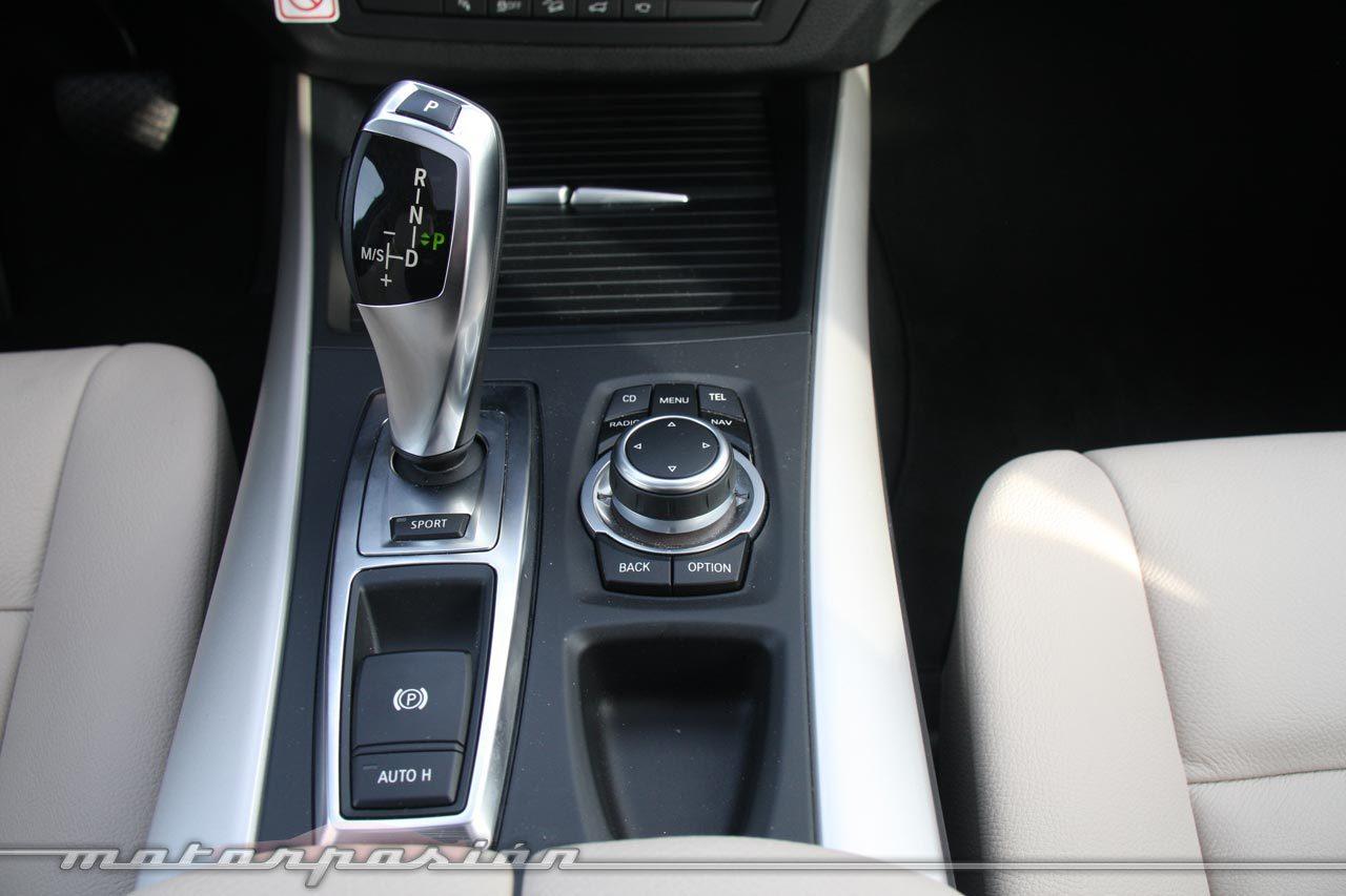 Foto de BMW X5 4.0d xDrive (prueba) (34/48)