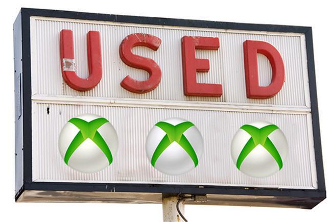 Microsoft da marcha atrás, sí a los juegos usados: imagen de la semana