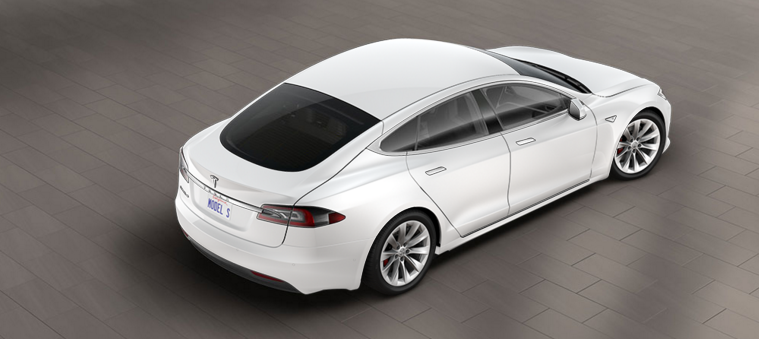 Foto de Tesla Model S (3/9)