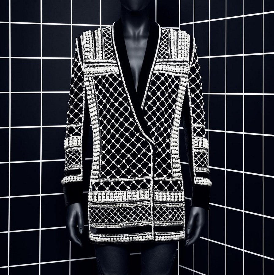 Foto de H&M x Balmain lookbook (50/63)