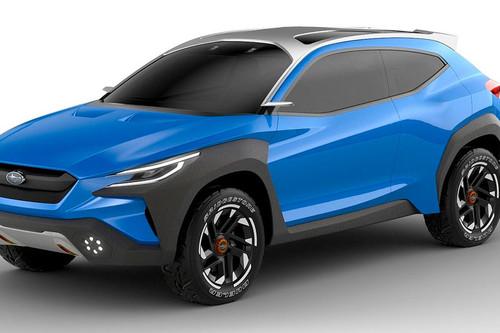 Subaru Viziv Adrenaline Concept, la marca japonesa estrena diseño enfocado en la aventura
