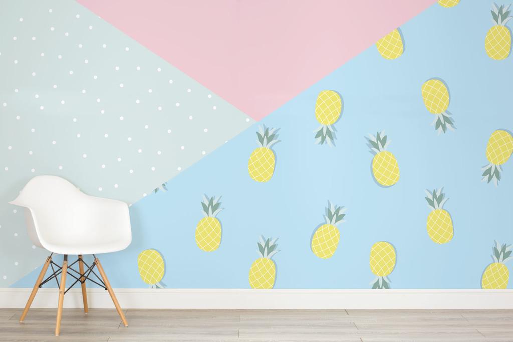 Pineapple Pop Chair