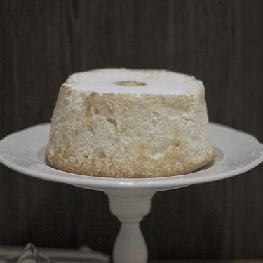 Angel´s Food Cake. Receta del bizcocho angelical más esponjoso