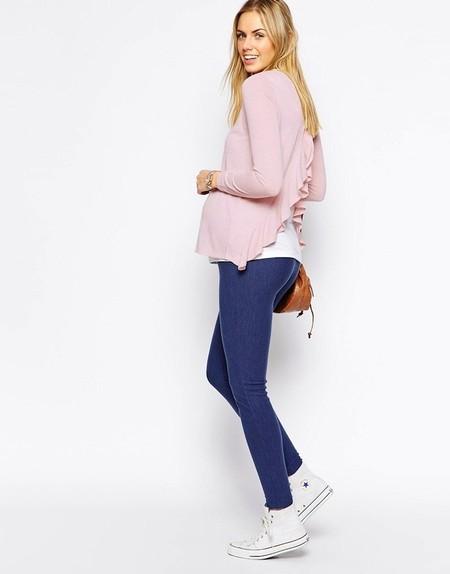 Ficha las nuevas tendencias de moda premamá para la primavera 2015