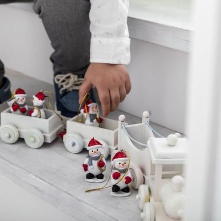 Una Navidad a todo color: este año decoran los peques