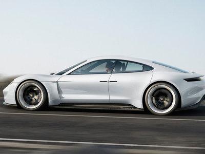 Mission E: los coches eléctricos de Porsche no ofrecerán la carga gratis como los Tesla