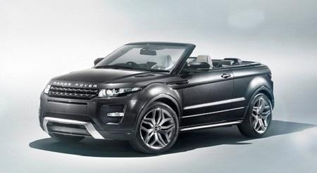 Range Rover presentará un prototipo descapotable en el Salón de Ginebra
