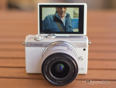 Review Canon Eos 100m 6
