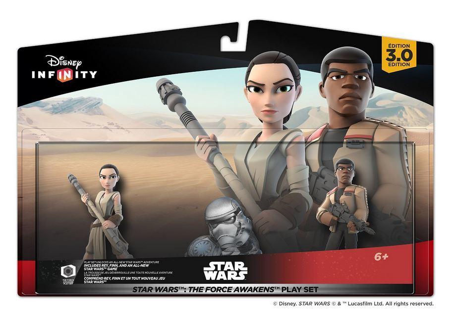Foto de Figuras 'El Despertar de la Fuerza' Para Disney Infinity 3.0 (7/8)