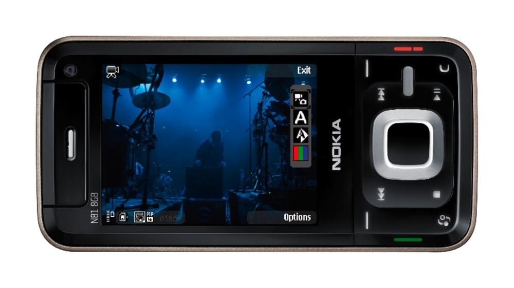 Foto de Nokia N81 (6/7)